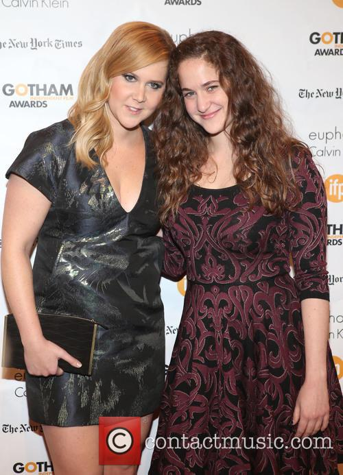 Amy Schumer and Kimberly Schumer