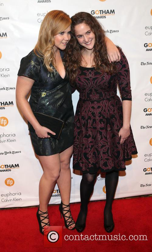Amy Schumer and Kimberly Schumer 1