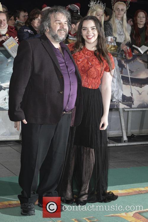 Peter Jackson and Katie Jackson 3