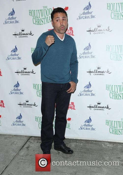 Oscar De La Hoya 11