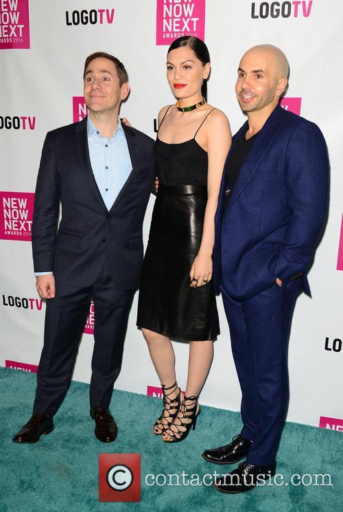 Stephen Friedman, Jessie J and Chris Mccarthy 6