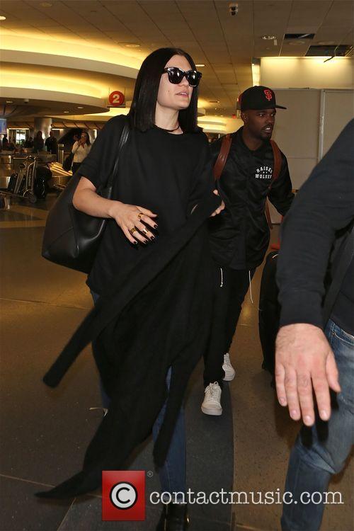 Jessie J and Luke James 3