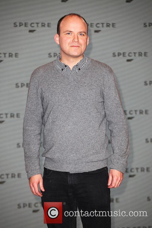 Rory Kinnear and Bond 3