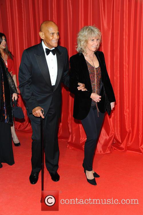 Harry Belafonte and Pamela Frank