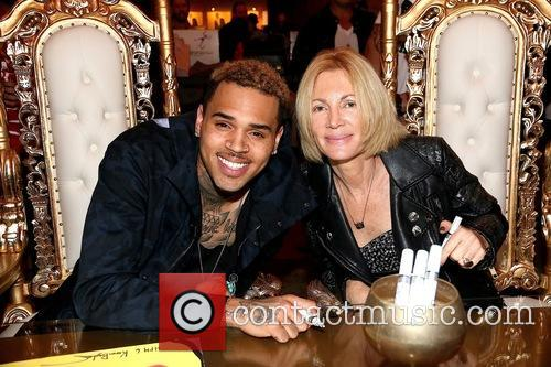 Chris Brown and Karen Bystedt