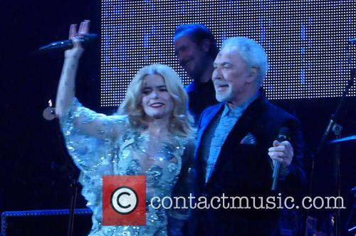 Paloma Faith and Tom Jones