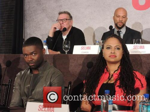 Ava Duvernay, Common, David Oyelowo and Tom Wilkinson
