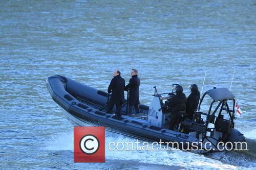 Daniel Craig and Rory Kinnear 6
