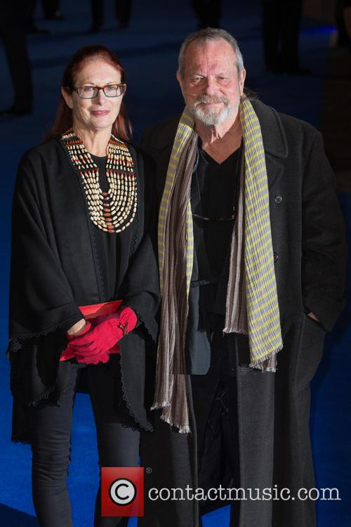 Terry Gilliam and Maggie Weston 3