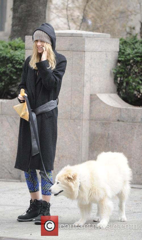 Suki Waterhouse and Charlotte 6