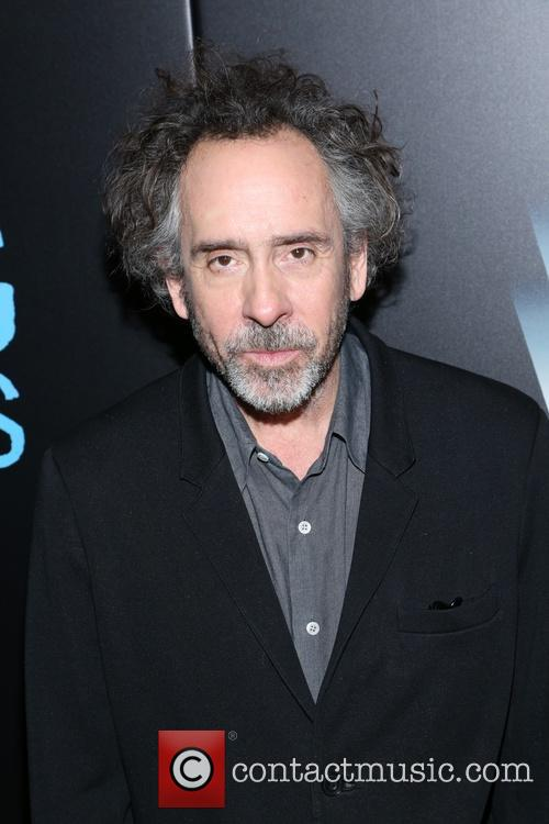 Tim Burton Set To Switch On This Year's Blackpool Illuminations