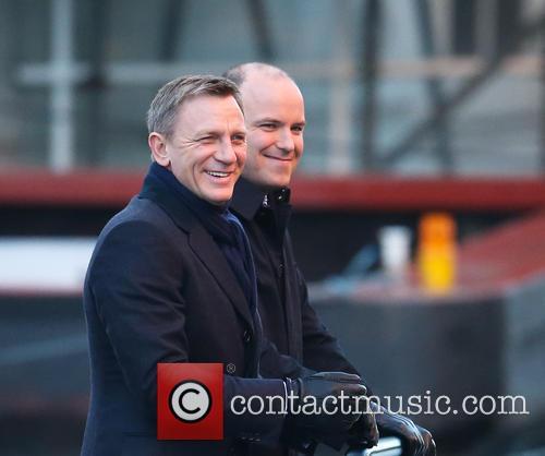 Daniel Craig and Rory Kinnear 10