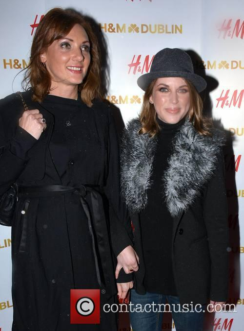 Ingrid Hoey and Amy Huberman 7