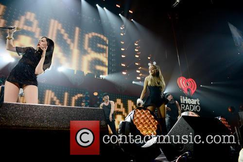 Jessie J and Ariana Grande 10