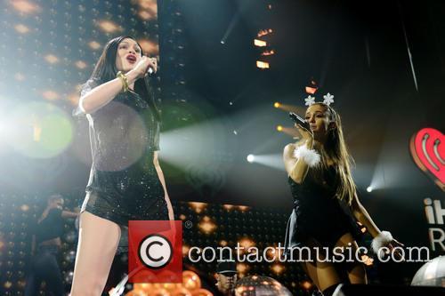 Jessie J and Ariana Grande 11