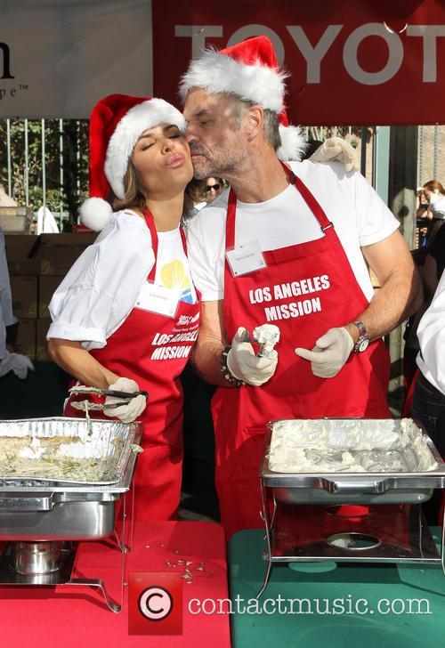 Lisa Rinna and Harry Hamlin 8