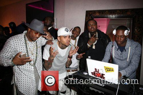 Sean Kingston, Soulja Boy, Sincere and Chris Brown