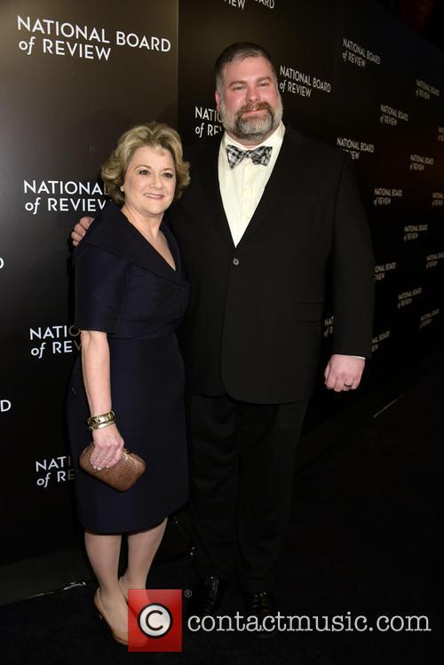 Bonnie Arnold and Dean Deblois