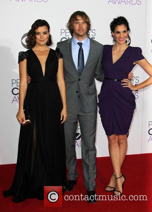 Cote De Pablo, Eric Christian Olsen and Daniela Ruah 6
