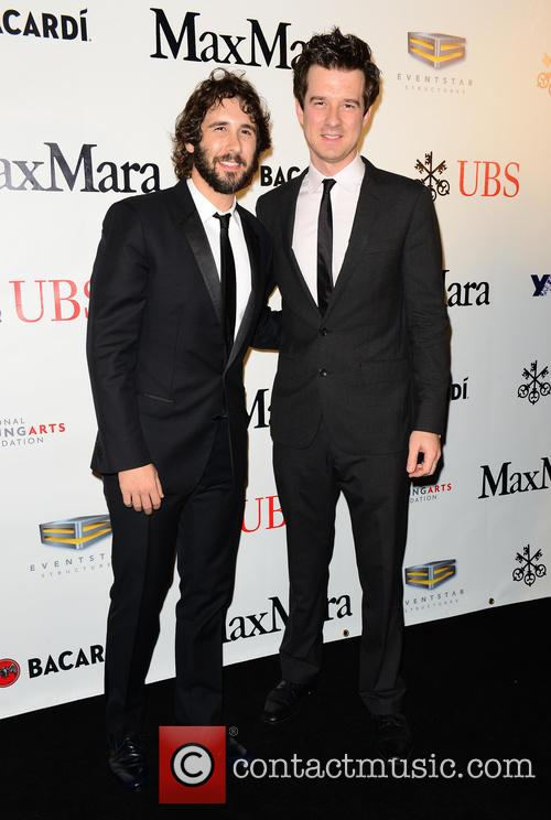 Josh Groban and Charlie Temel 6
