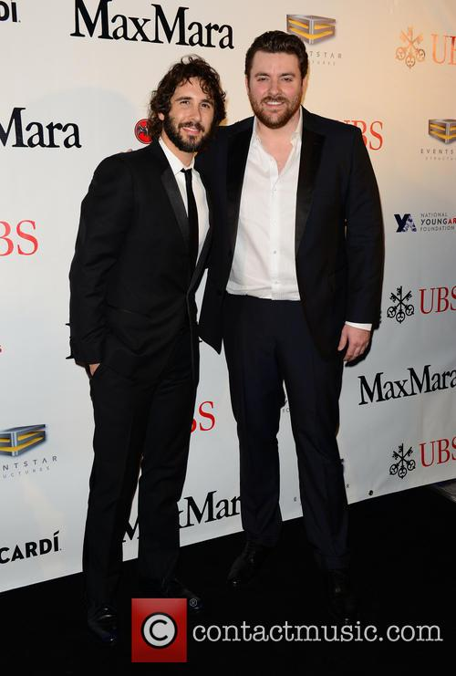 Josh Groban and Chris Young 4