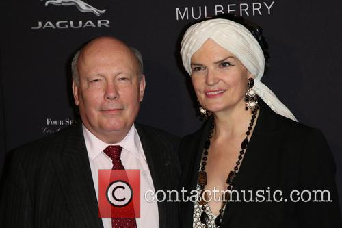 Julian Fellowes and Lady Emma Fellowes