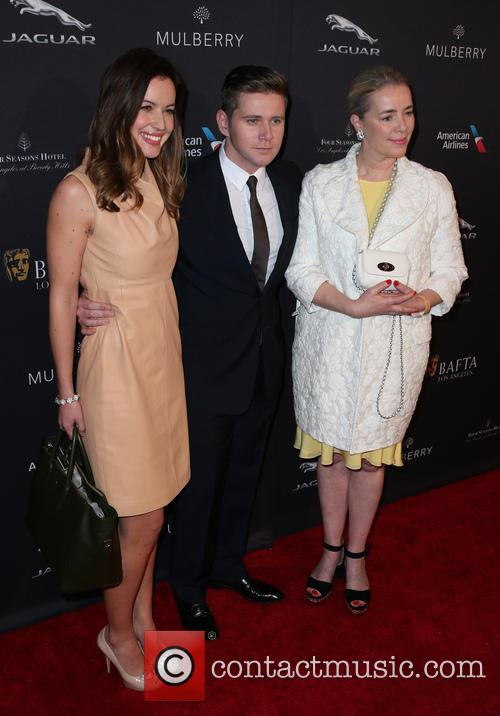 Charlie Webster, Allen Leech and Anne-marie Verdin 5
