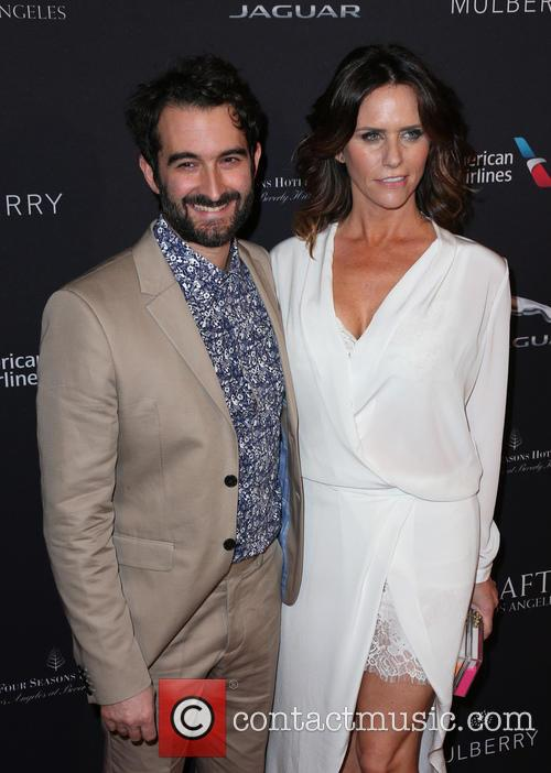 Jay Duplass and Amy Landecker 11