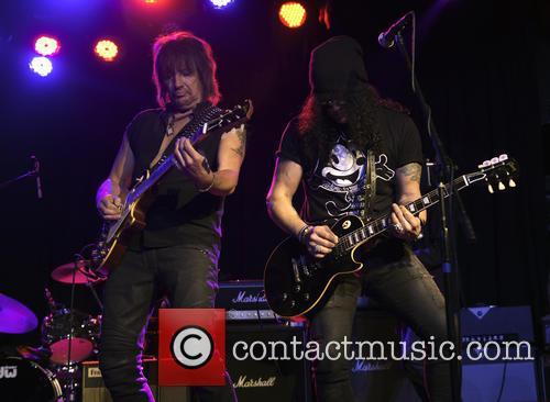Richie Sambora and Slash 3