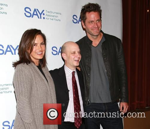 Mariska Hargitay, Taro Alexander and Peter Hermann 4