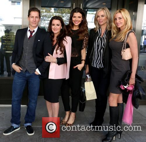 Kyle Richards, Ali Landry, Eileen Davidson and Kim Richards 3