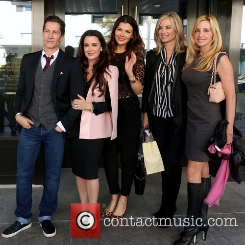 Kyle Richards, Ali Landry, Eileen Davidson and Kim Richards 5