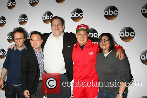 Jake Kasdan, Randall Park, Jeff Garlin, Eddie Huang and Nahnatchka Khan