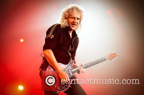 Brian May 7