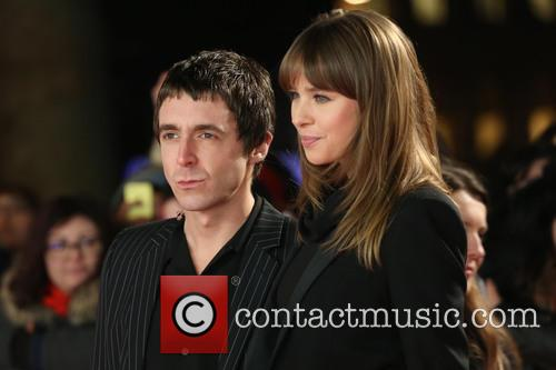 Miles Kane and Girlfriend 4