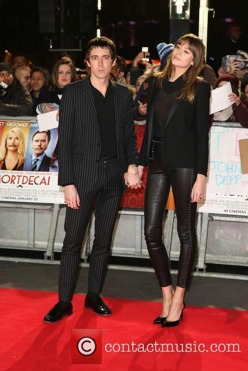 Miles Kane and Girlfriend 5