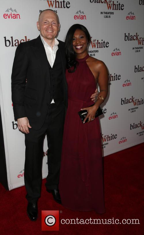 Bill Burr and Nia Renee Hill