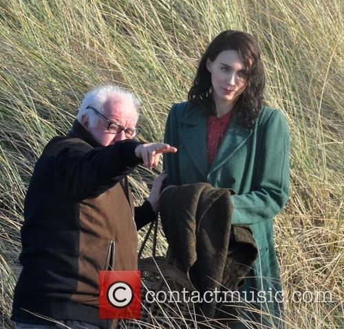 Jim Sheridan and Rooney Mara 10
