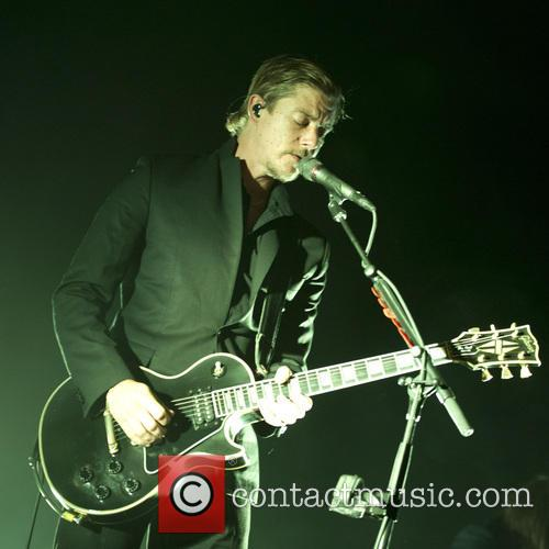 Paul Banks and Interpol 7