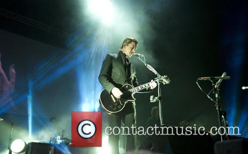 Paul Banks and Interpol 11