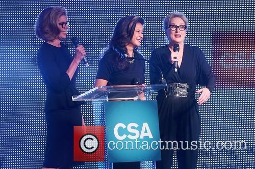 Christine Baranski, Tracey Ullman and Meryl Streep