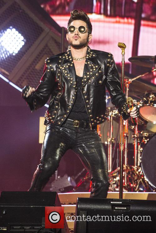 Queen and Adam Lambert 10