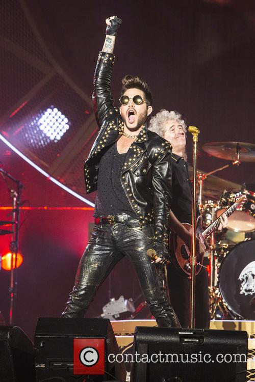 Queen and Adam Lambert 1