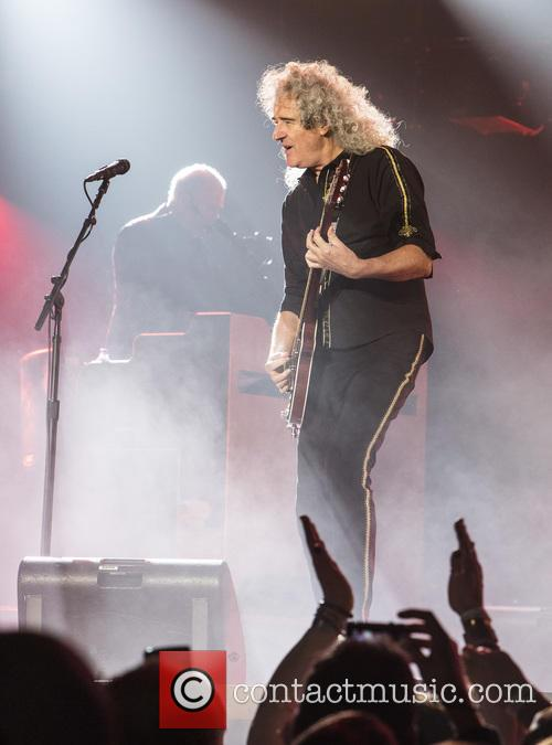Queen and Brian May 3