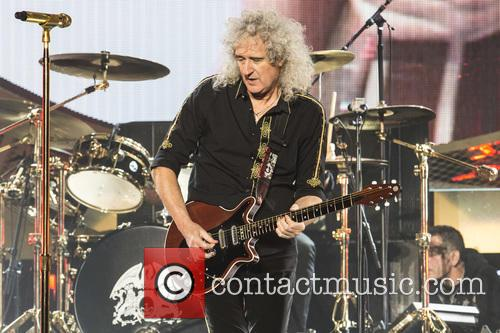 Queen and Brian May 11
