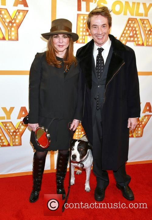 Stockard Channing and Martin Short