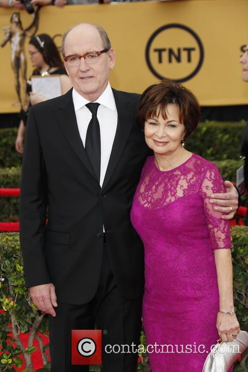 Richard Jenkins and Sharon Friedrick