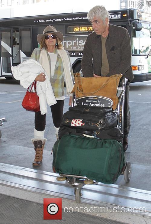 Sam Elliott and Katherine Ross