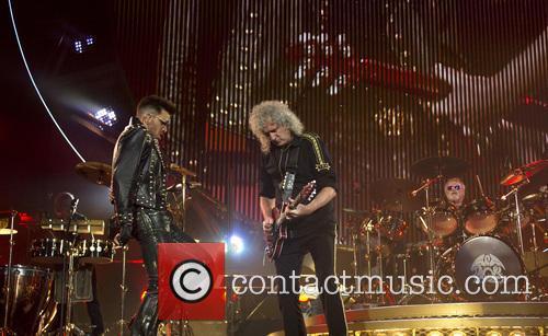 Brian May, Queen and Adam Lambert 7
