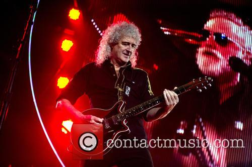 Brian May and Queen 3